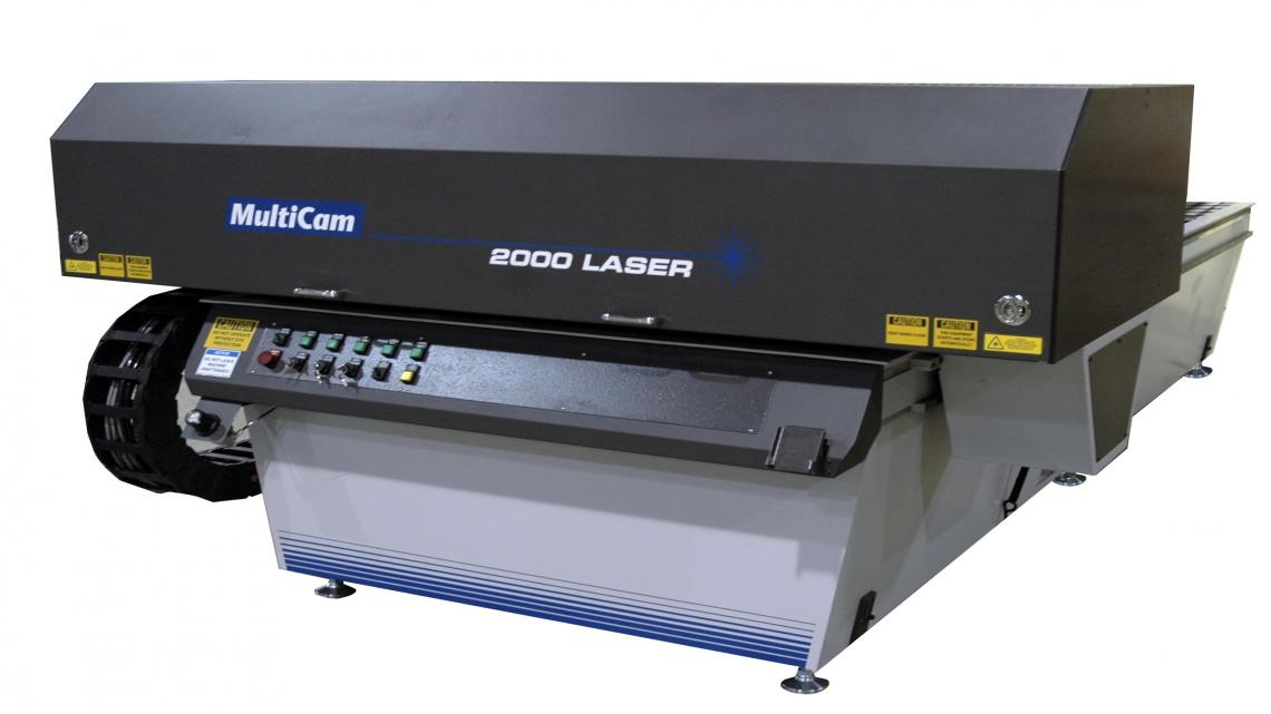 Multicam 2000 Laser