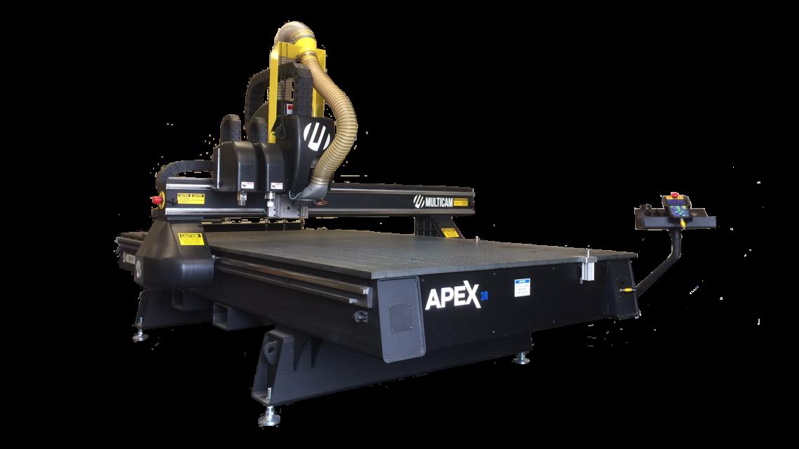 APEX3R CNC frézka