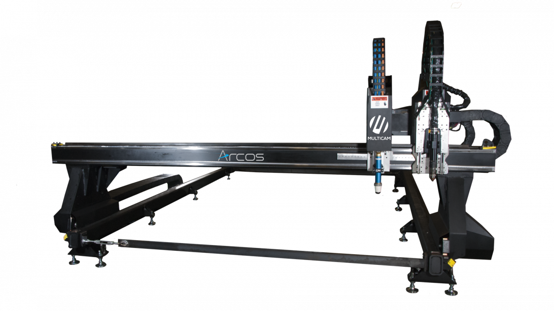 Arcos Bridge & Rail CNC Plazma