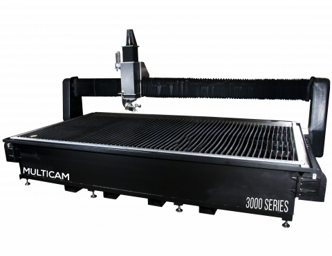 CNC Waterjet řady 3000