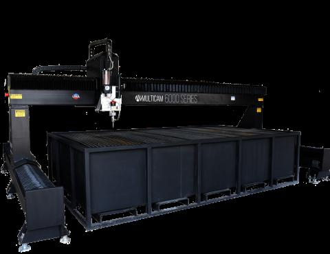 CNC Waterjet řady 6000